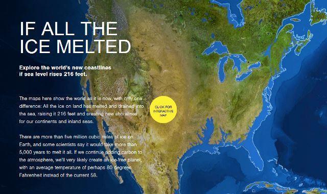 Simulación National Geographic