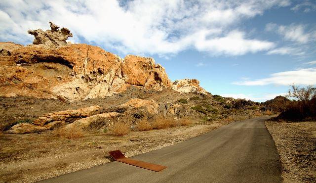 Identificación de las rocas-animal. Foto: Pau Ardèvol