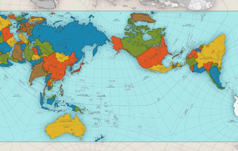Asi Es El Mapa Del Mundo Mas Preciso Tys Magazine