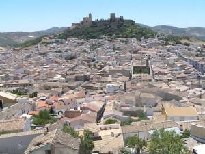Alcalá la Real. Fuente: Wikipedia