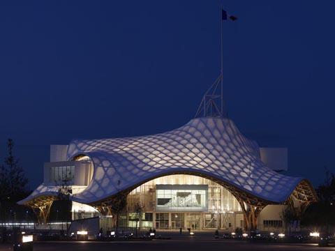 Fuente: http://www.shigerubanarchitects.com/works/2010_centre-pompidou-metz/index.html
