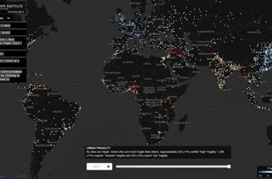 ciudades más frágiles