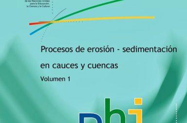 Erosión y sedimentación en cauces y cuencas