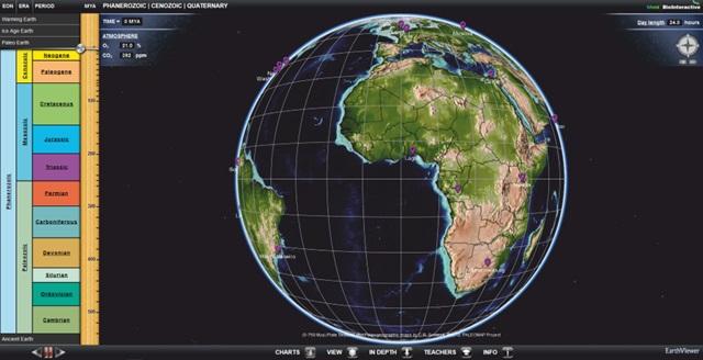Earth Viewr