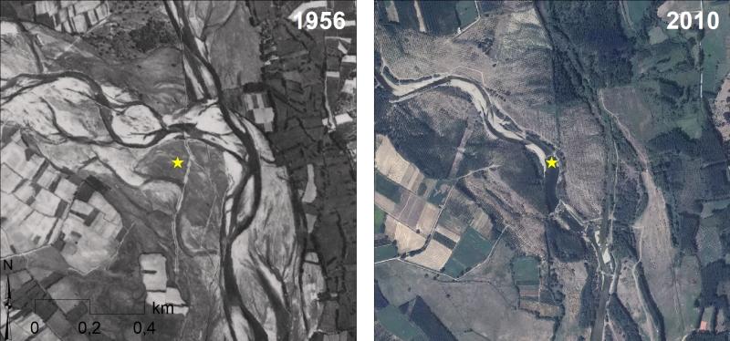 Restauración fluvial