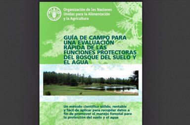 Libro Funciones protectoras del suelo y el agua