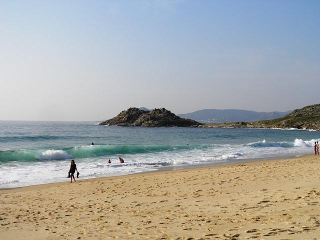 Castro de Baroña lugar de multitud de leyendas (Municipio de Porto do Son)