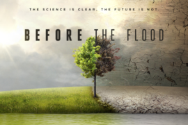 Documental Before the flood