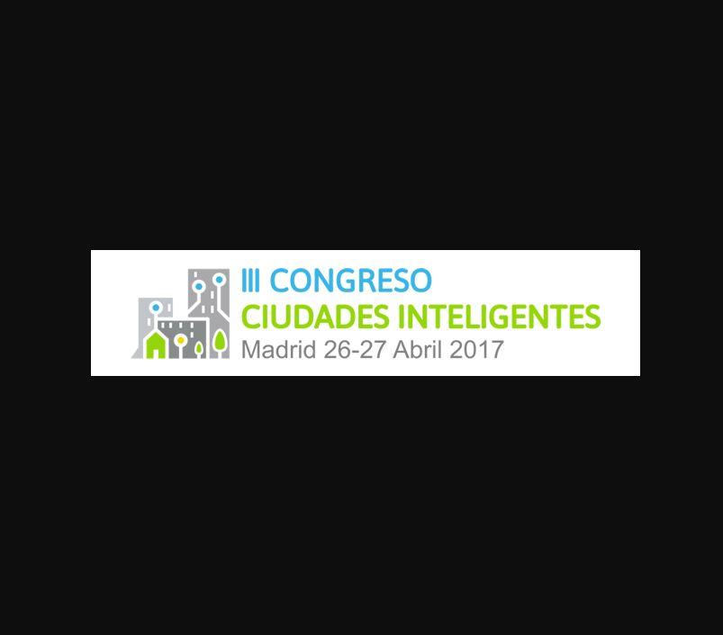 III Congreso Ciudades Ingteligentes 2017