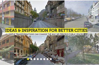 ciudades se peatonalizan