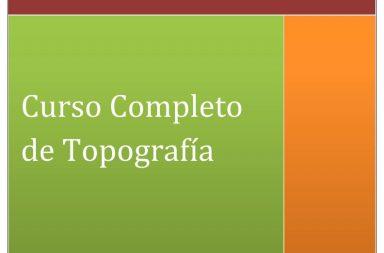 curso completo de topografía SENCICO