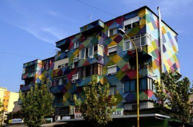 Edi Rama Recuperar la ciudad con pintura