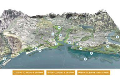 Guía interactiva para hacer frente a las inundaciones basándose en la naturaleza