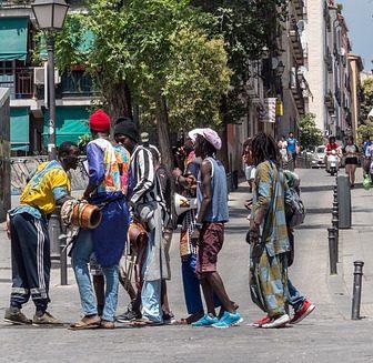 intervención comunitaria en barrios
