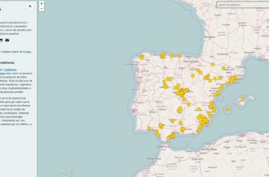 Mapa de Cadáveres inmobiliarios