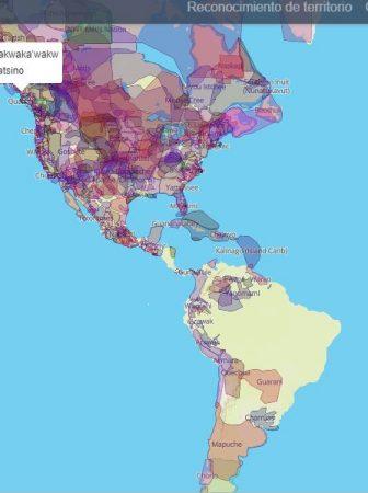 naciones indígenas