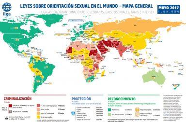 Mapa Orgullo Gay