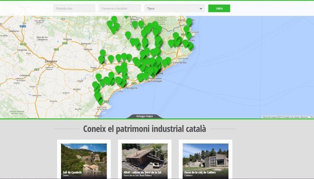 mapa_patrimonio_industrial_calaluña