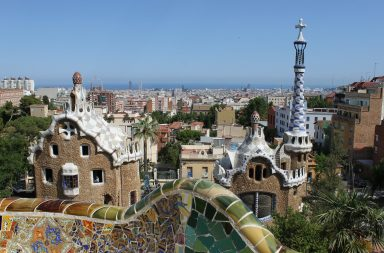 mapa vitalidad urbana de Barcelona