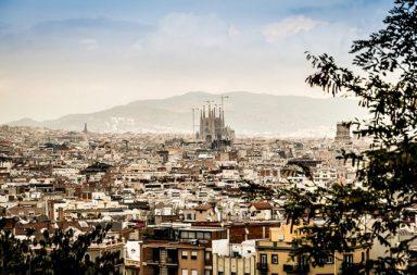 Planificación urbana Barcelona