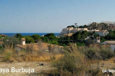 Playa Burbuja