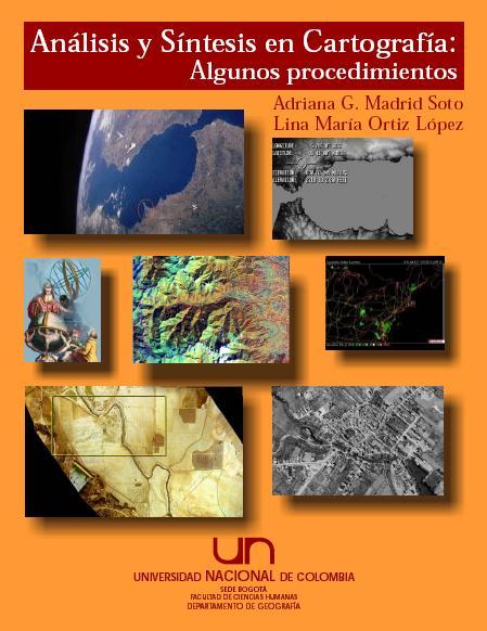 Libro: Análisis y síntesis en cartografía