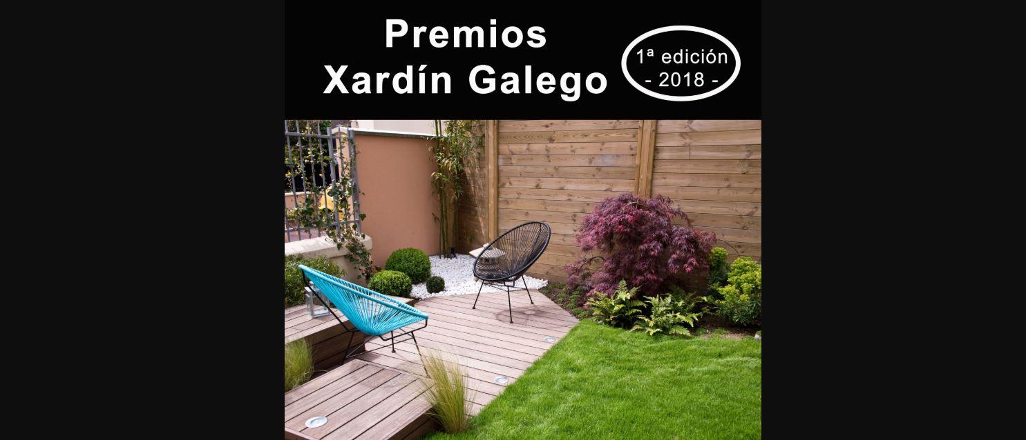 Premios xardín galego