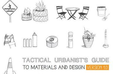 Guía urbanista táctico